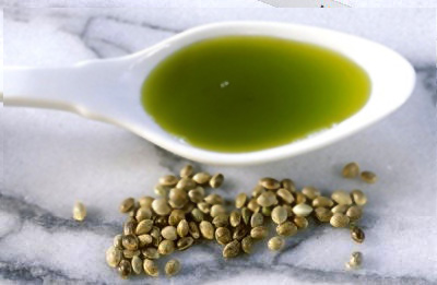 CBD-Rich Hemp Oil vs. Hemp Seed Oil