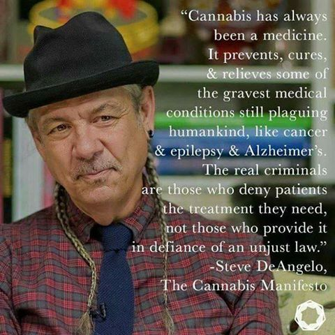 Cannabis Has Always Been A Medicine – Steve DeAngelo