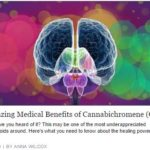 It's not all about CBD!  Find About the Five Amazing Medical Benefits of Cannabichromene (CBC)